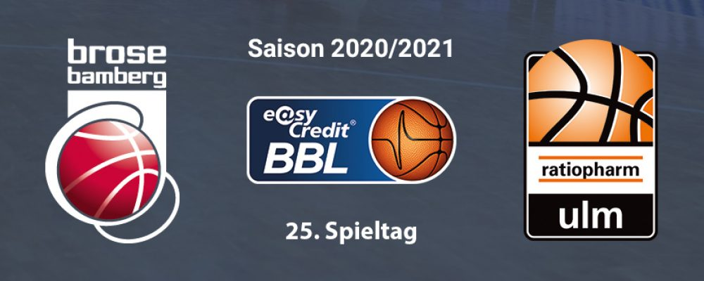 Brose Bamberg gewinnt auch das Rückspiel gegen Ulm