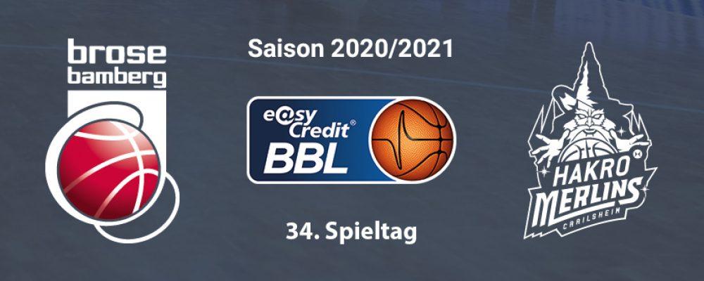 Brose Bamberg muss sich Crailsheim geschlagen geben