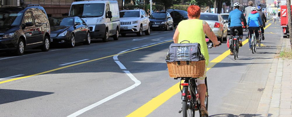 Mobilitätssenat stärkt Fahrradverkehr