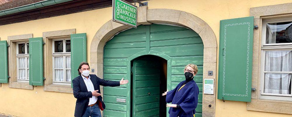 Gärtner- und Häckermuseum begrüßt Gäste