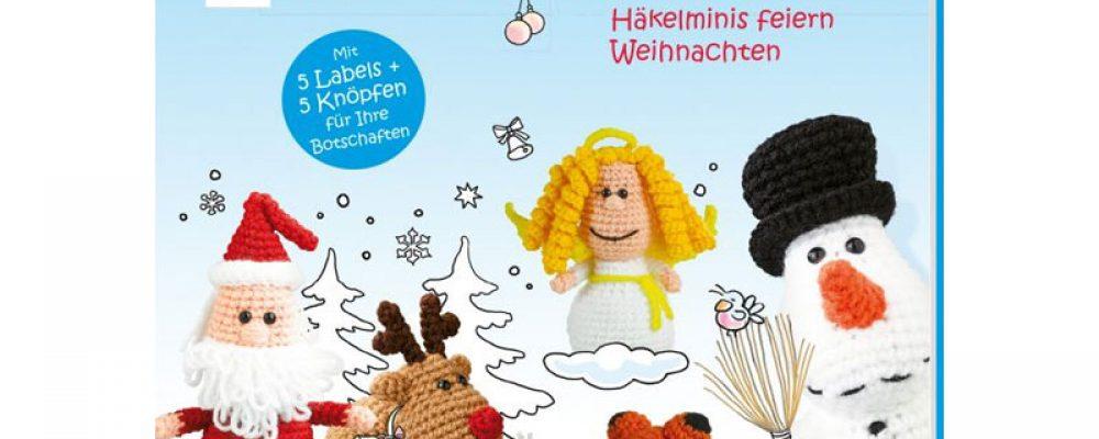Buchtipp der Woche: Wollowbies – Häkelminis feiern Weihnachten