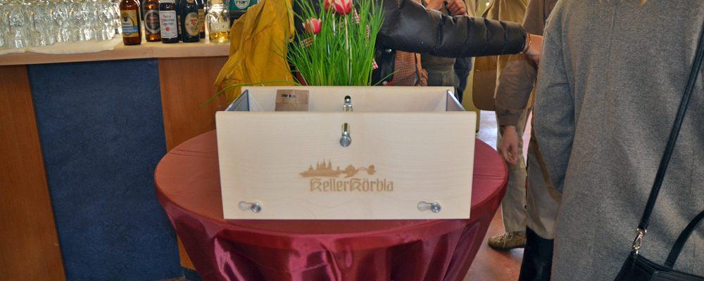 """Die Lebenshilfe-Wekstatt präsentiert das """"Kellerkörbla"""""""