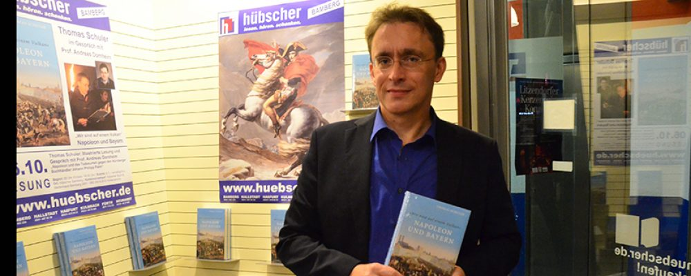 Napoleon in Bayern: Lesung mit Thomas Schuler