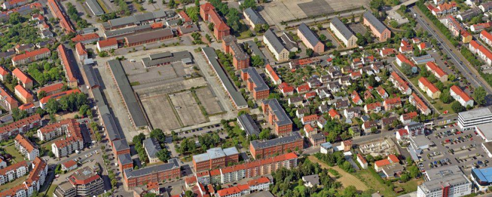 Bald 800 Wohnungen auf Lagarde-Kasernengelände?