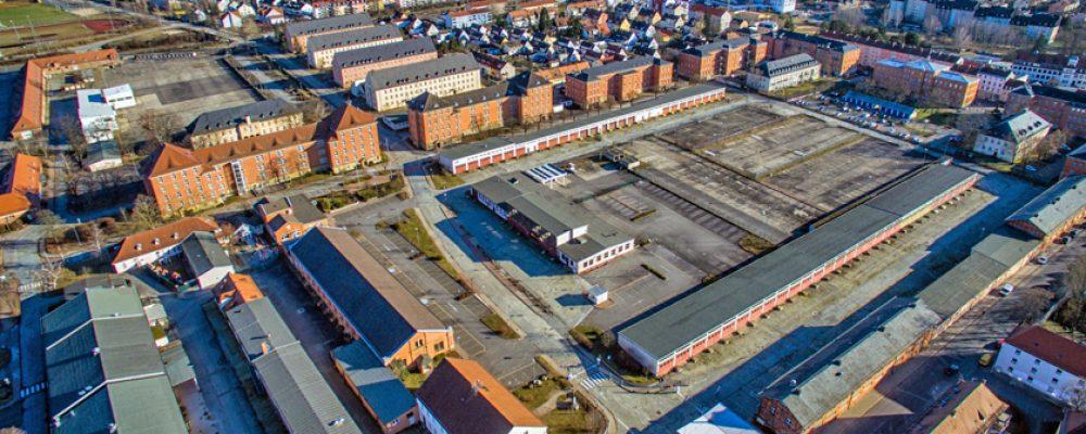 Stadt kauft die ehemalige Lagarde-Kaserne
