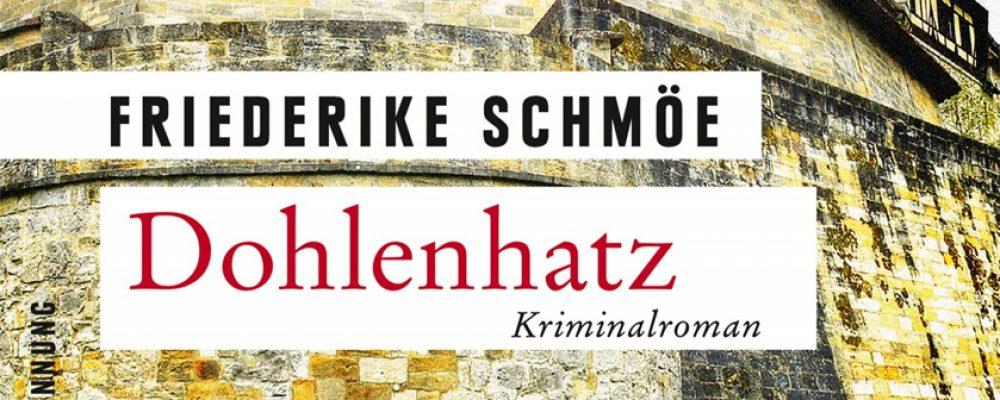Buchtipp der Woche: Friederike Schmöe: Dohlenhatz