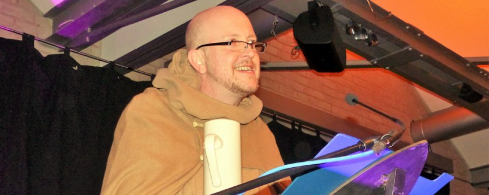 Arnd Rühlmann begeistert als Fastenprediger Ignazius