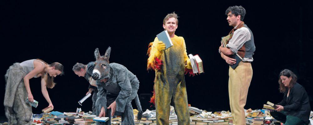 """Uraufführung: """"Utopia – Was fehlt?"""" im E.T.A.-Hoffmann-Theater Bamberg"""