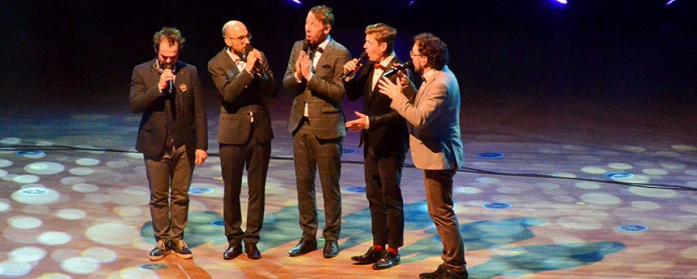 Jubiläumskonzert: VIVA VOCE feiert Bandjubiläum in der Konzerthalle