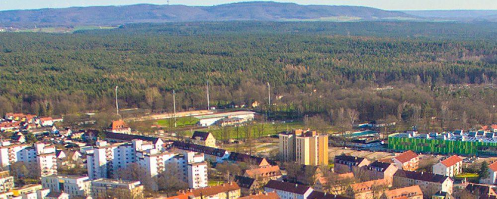 Generalsanierung des Bamberger Volksparks steht an