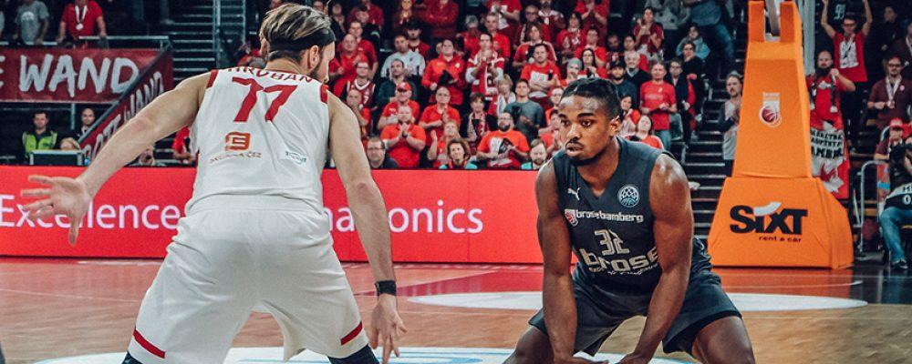 Achterbahn-Basketball: Brose verliert auch gegen Nymburk