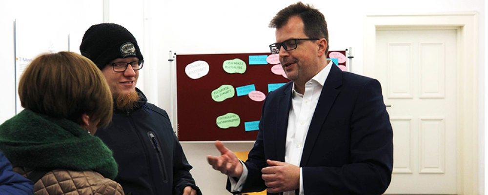 Kulturentwicklung im Bürgerlabor