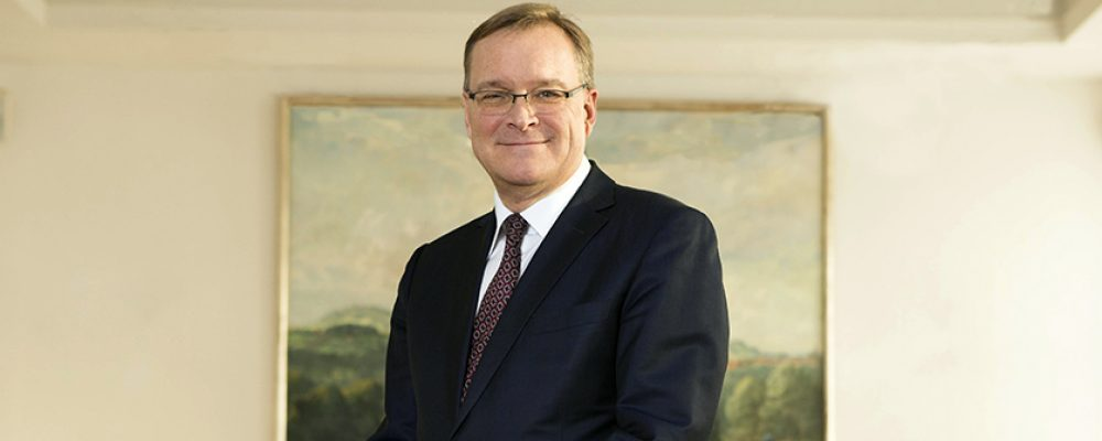 Andreas Starke als Oberbürgermeister wiedergewählt