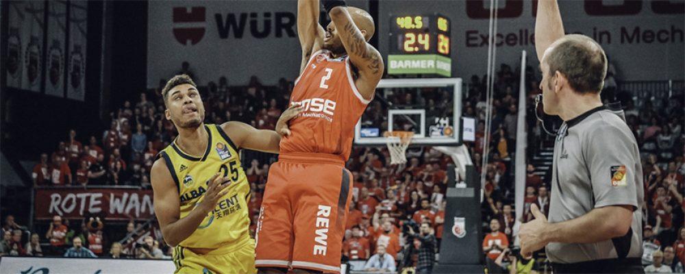Ein Double-Sieger für Bamberg: Kenneth Ogbe kommt aus Berlin