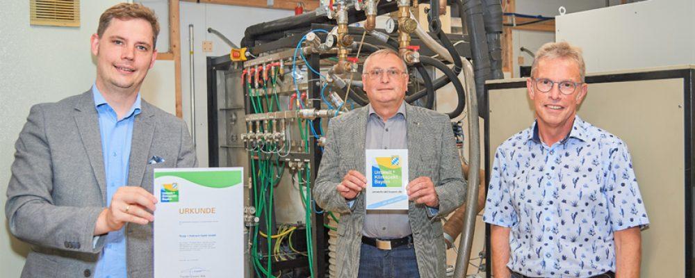 Brillengläser energiesparend produziert