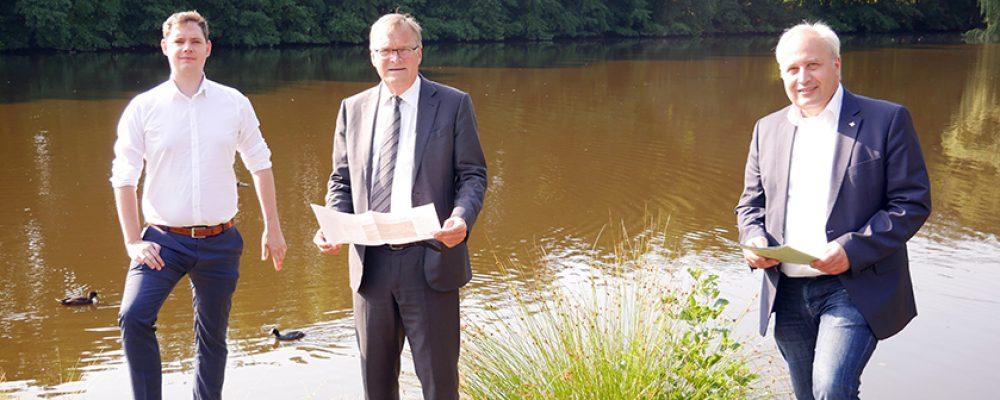 Stadt Bamberg hat Hochwasserschutz im Fokus
