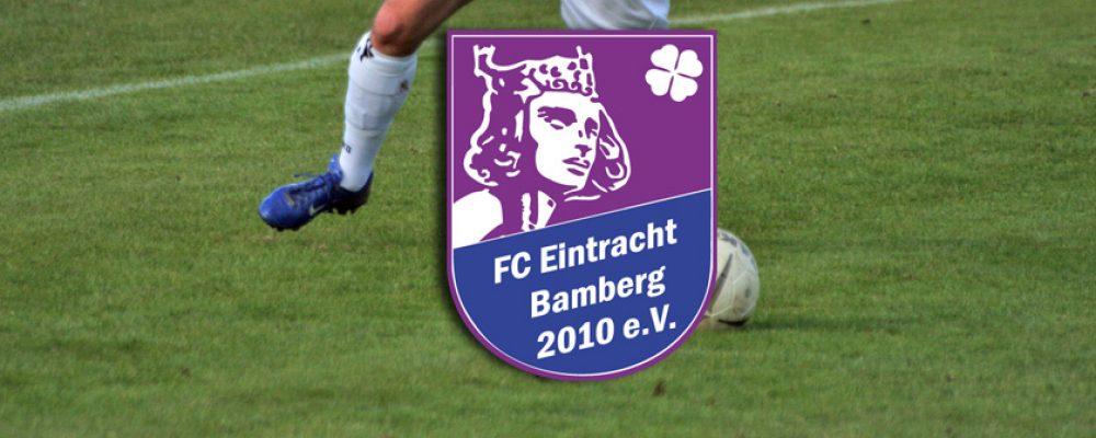 Zum Auftakt der Rückrunde Derby gegen den SV Memmelsdorf