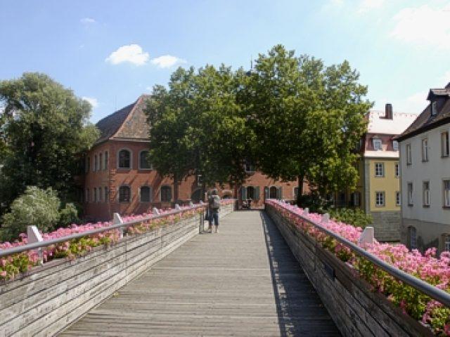 Geyerswörthsteg & Mühlen