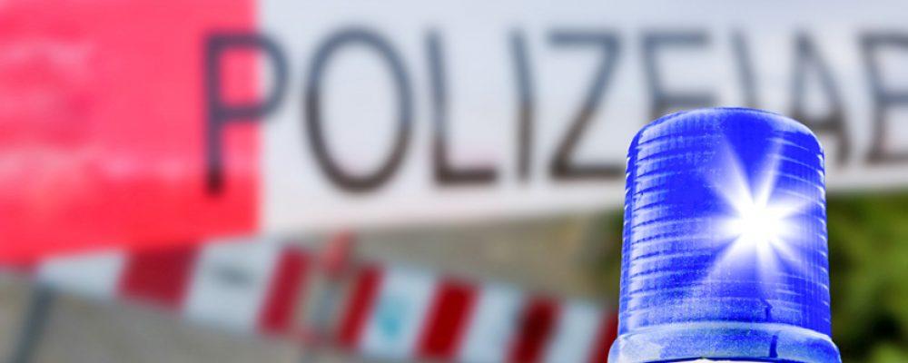 Aktuelle Polizeimeldungen der Woche