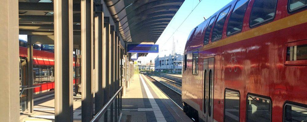 """Wie soll der S-Bahn-Haltepunkt """"Bamberg Süd"""" aussehen?"""