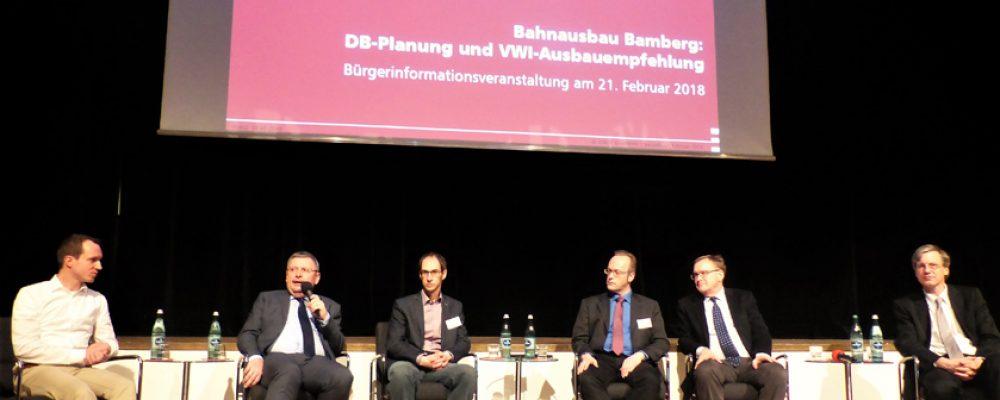 Bambergs Bahnnetz soll größer werden