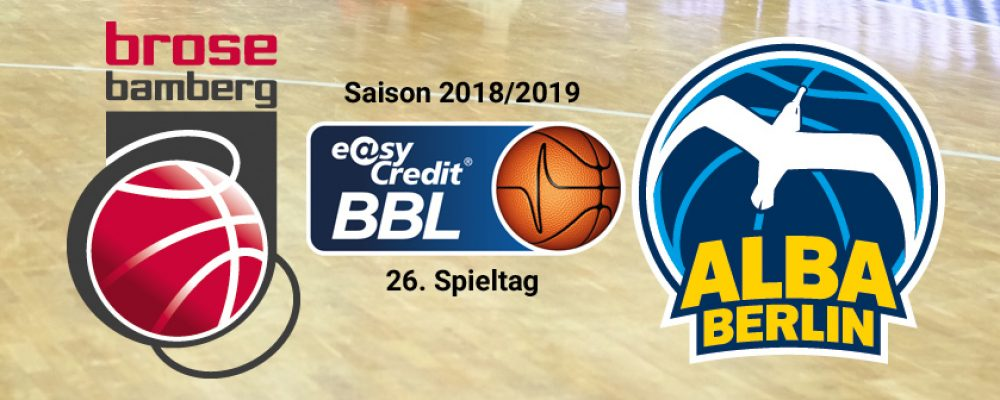 Pokalfinal-Neuauflage: Brose Bamberg erwartet die Albatrosse