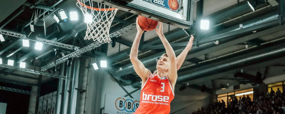Henri Drell verlässt Brose Bamberg