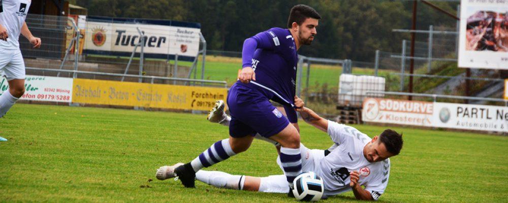 FC Eintracht unterliegt Seligenporten am Ende deutlich