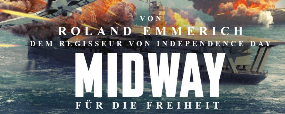 Kinotipp der Woche: Midway – Für die Freiheit
