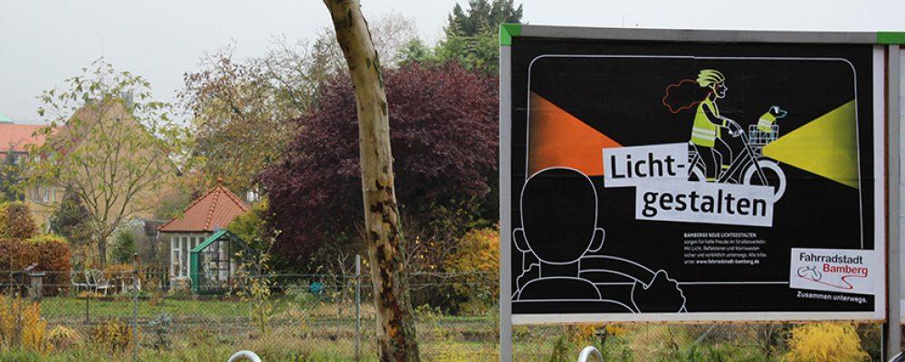 Fahrradstadt: Bambergs neue Lichtgestalten