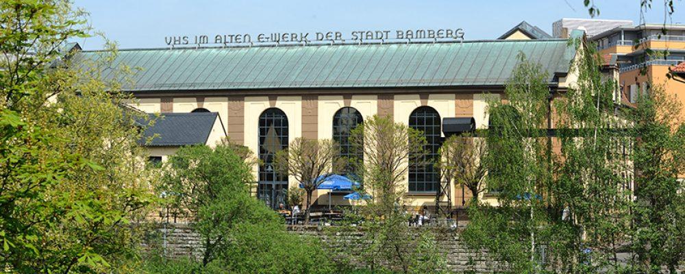 Herbst-Programm der VHS Bamberg Stadt erscheint online und als Printausgabe