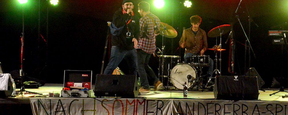 Bamberger Nachsommer: Soul Jam heizte an der Erba-Spitze ein