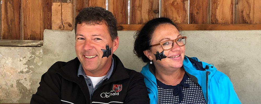 Kellerzweiklang: Fledermauswanderung für Familien von Viereth nach Unterhaid