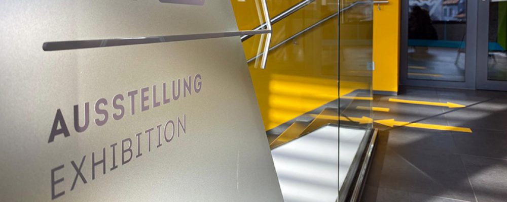 Welterbe-Besucherzentrum öffnet am 26. März wieder