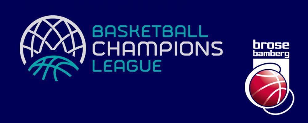 Auslosung der Basketball Champions League steht an