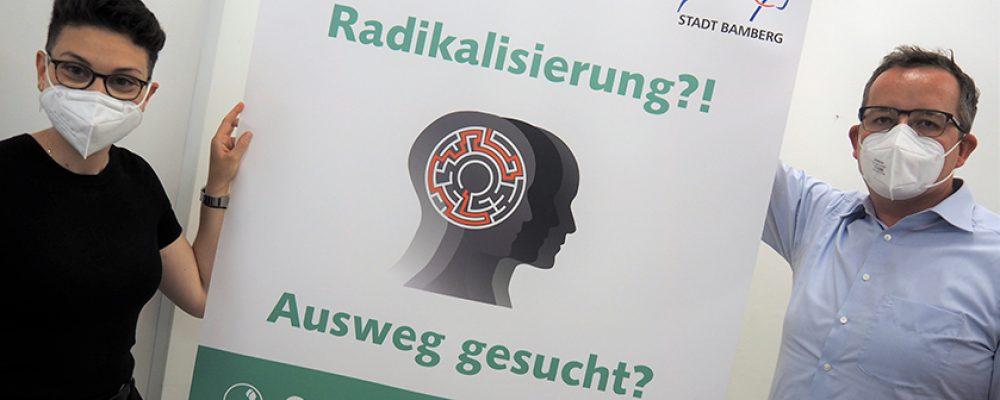 """Stadt richtet Anlaufstelle zum Thema """"Radikalisierung"""" ein"""