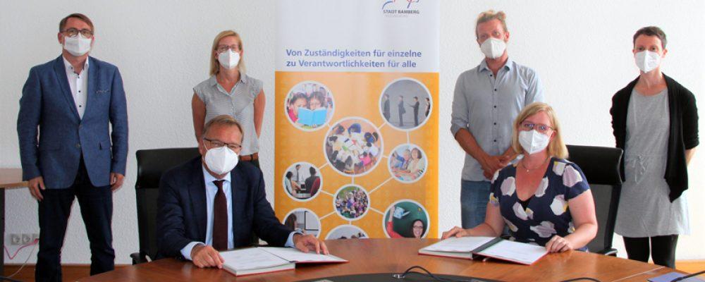 Bildung für Nachhaltige Entwicklung wird Schwerpunktthema in Stadt und Landkreis Bamberg