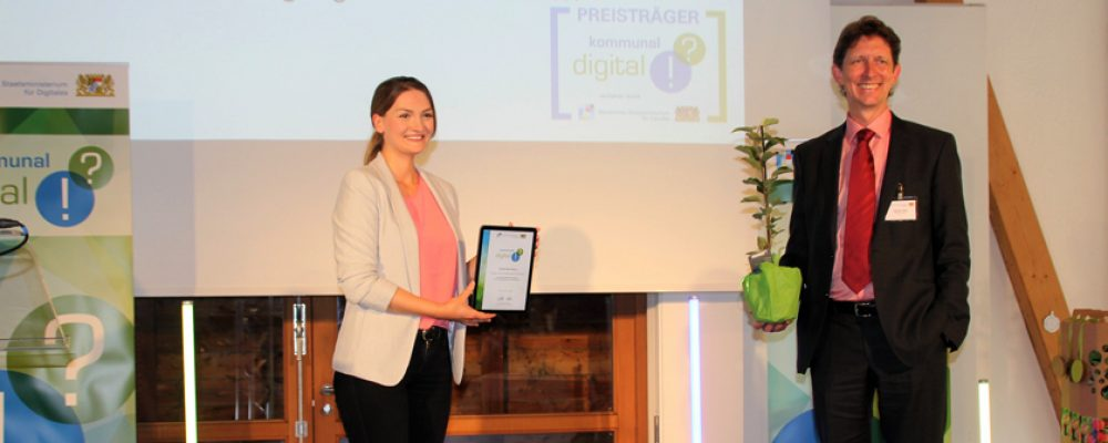 Maximale Förderung für Smart City-Projekt