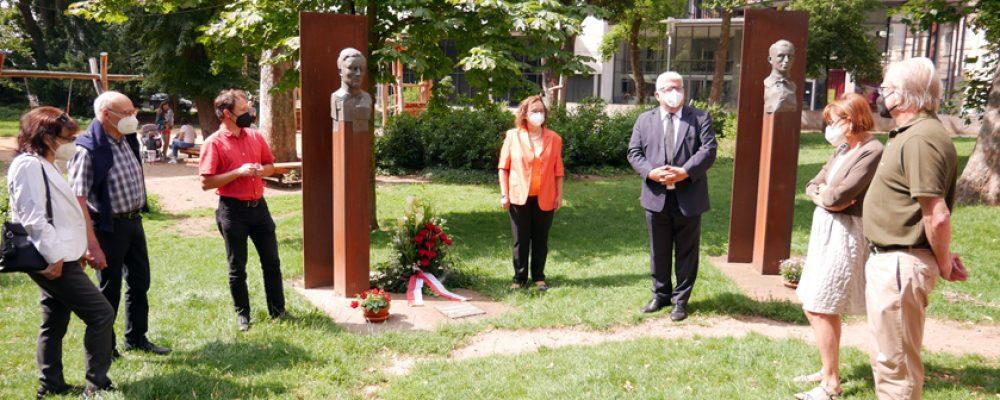 Stadt Bamberg gedenkt dem Widerstand gegen den Nationalsozialismus