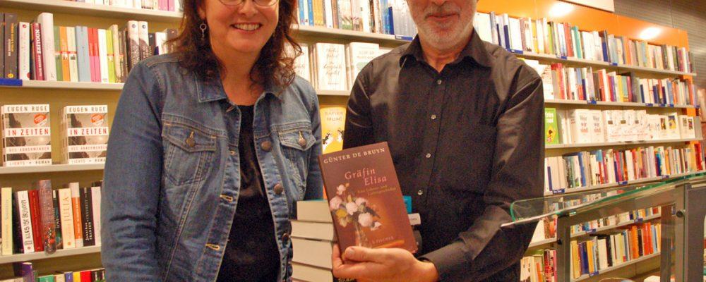 Buchempfehlungen zu Weihnachten im Buch- und Medienhaus Hübscher