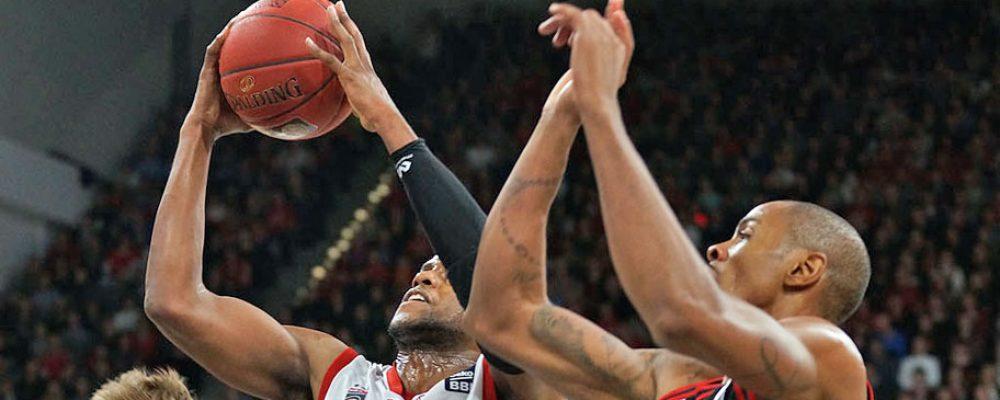 Jahresauftakt gegen die Telekom Baskets Bonn