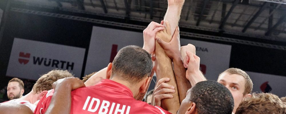 Brose Baskets bestehen nächste Reifeprüfung