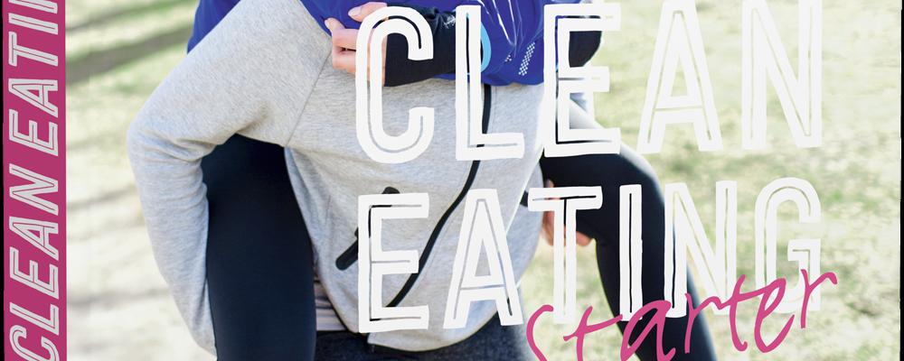 Buchtipp der Woche: Julia Fodor, Luisa Eckhard: Clean Eating Starter