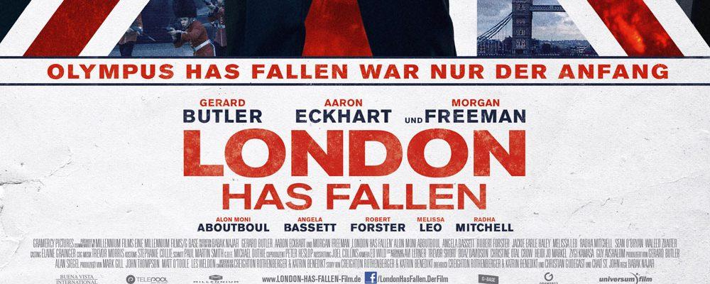 Kinotipp der Woche: London Has Fallen