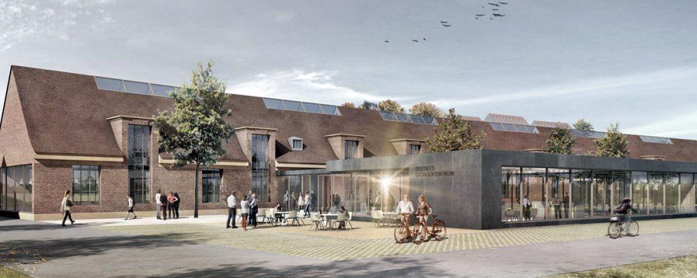 Bamberg bekommt ein digitales Gründerzentrum