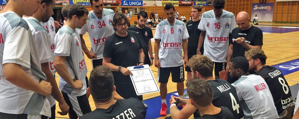 Mit zwei Siegen zum Turniersieg in Trento