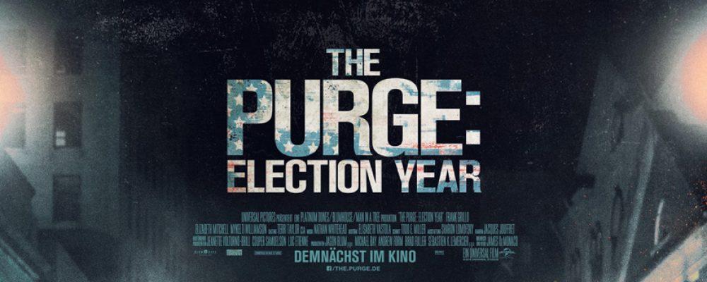 Kinotipp der Woche: The Purge: Election Year