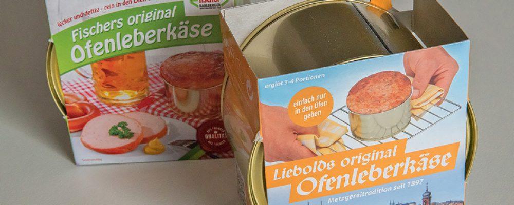 """Leberkäse aus der Dose – """"Fast Food"""" auf Fränkisch"""