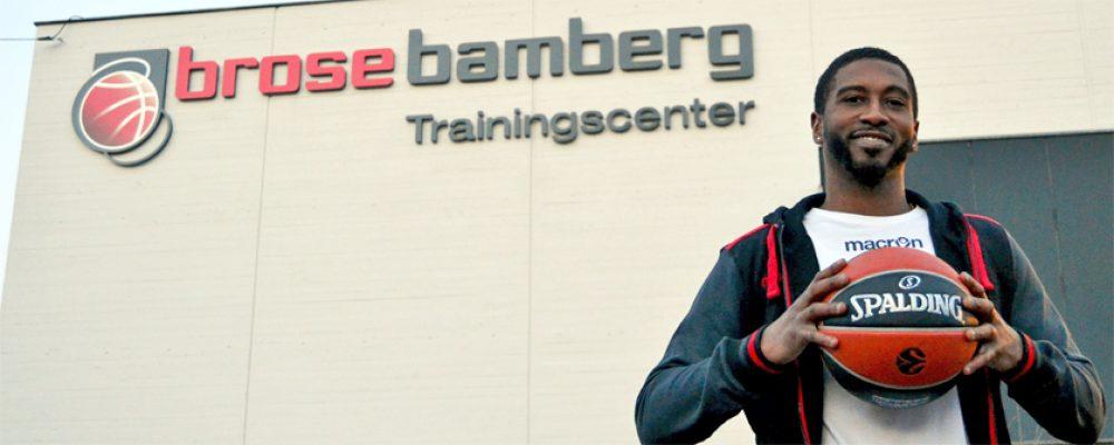 Brose Bamberg erweitert seinen Kader