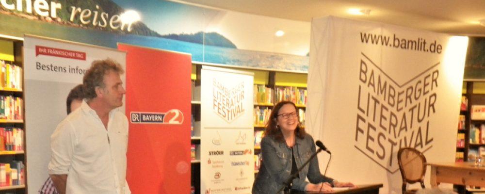 Alex Capus begeistert Bamberger Literaturfans
